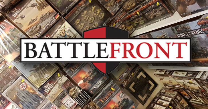 Battlefront Wall
