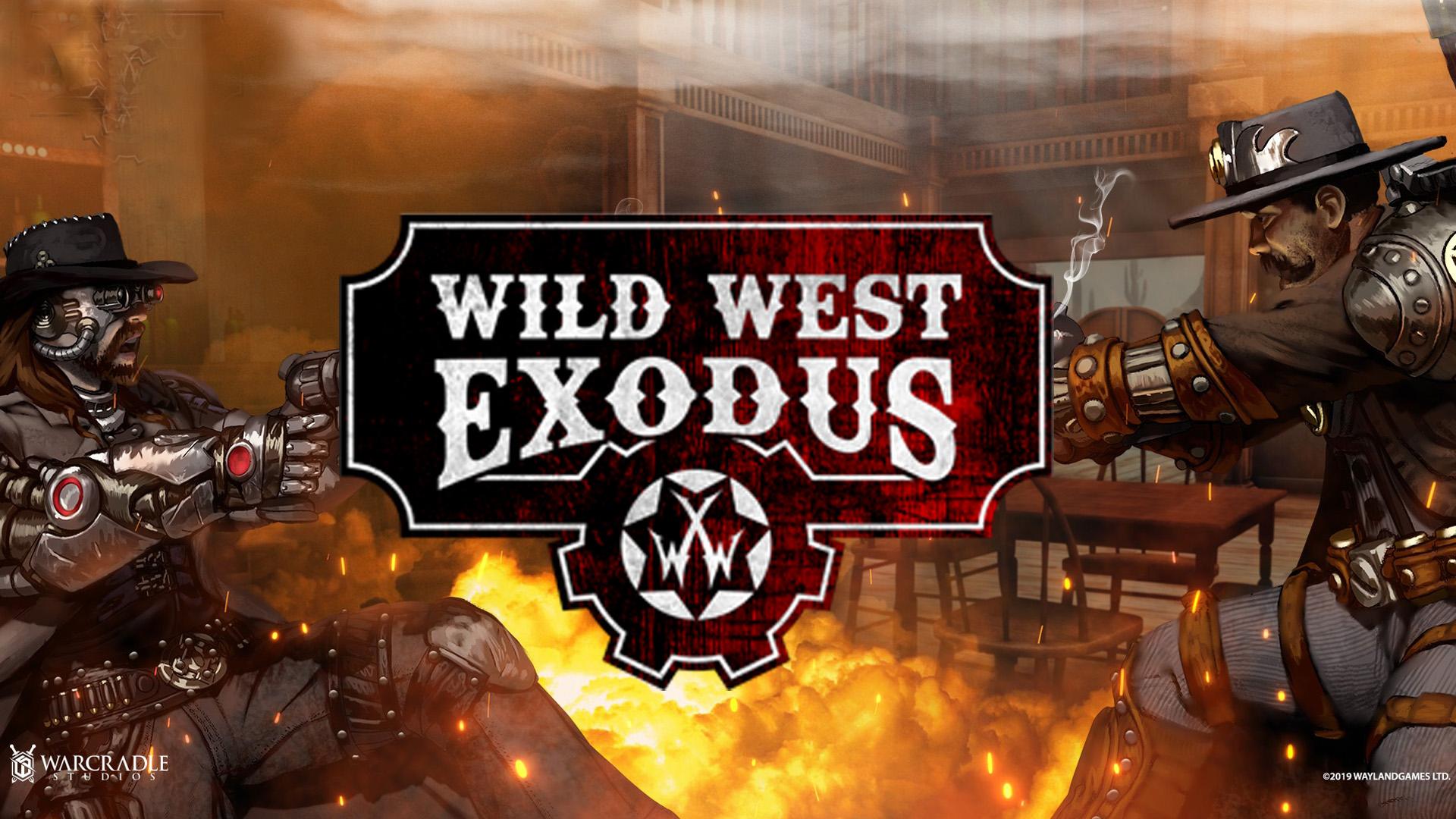 wild west exodus promo