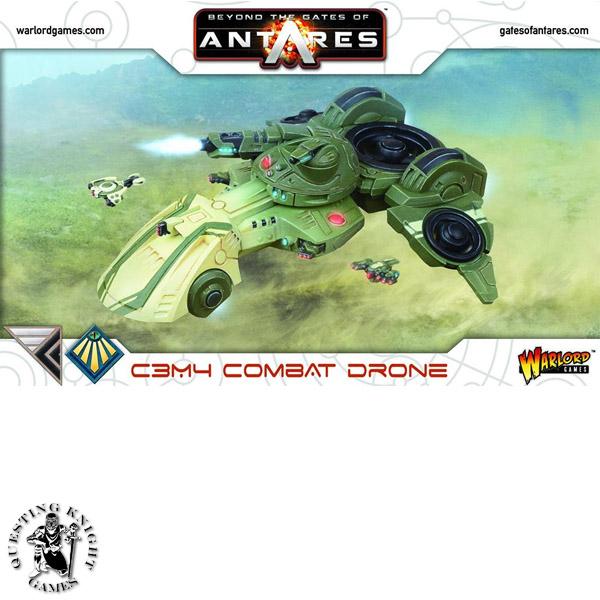 Concord C3M4 Combat Drone