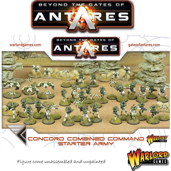 Combined Command Starter Army