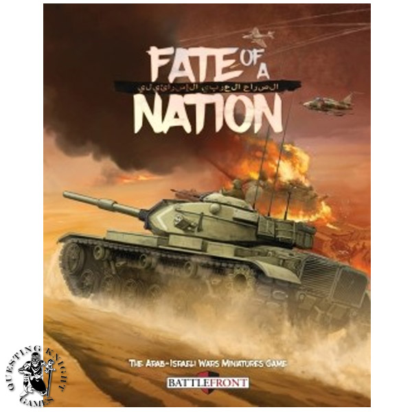 Fate Of A Nation The Arab-Israeli Wars
