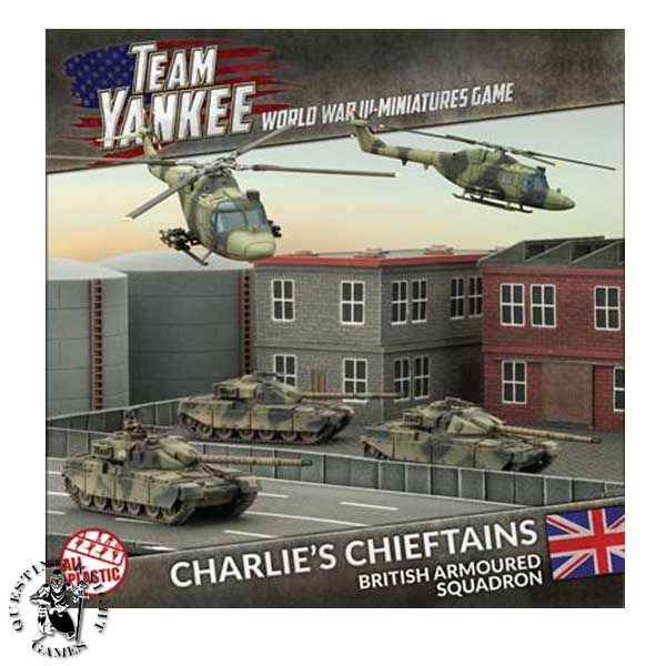 Charlie's Chieftains (Plastic Army Deal)
