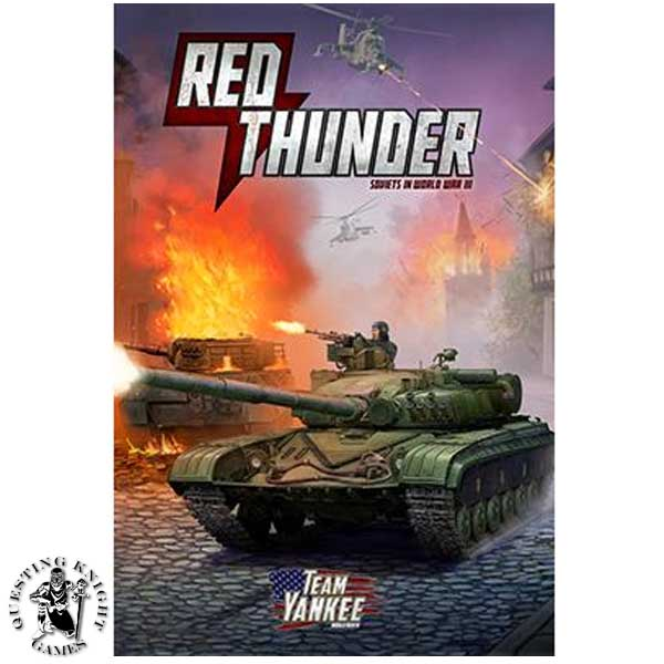 Red Thunder Soviets in WWIII