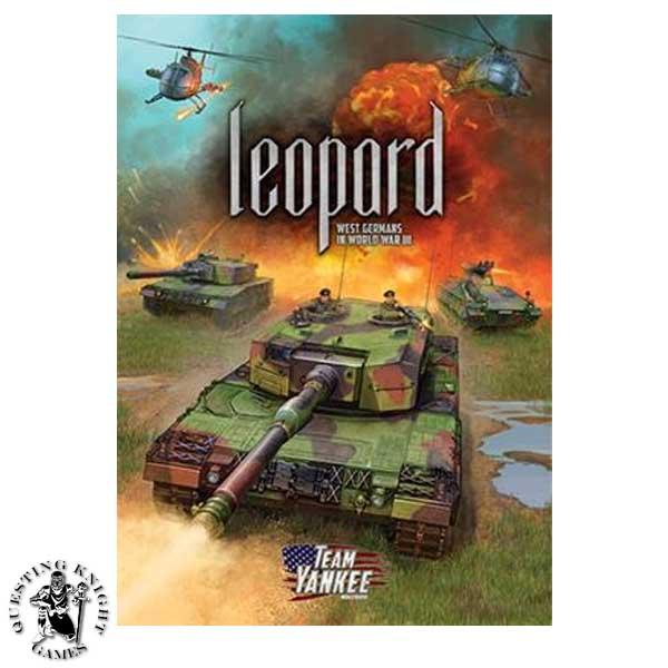 Leopard West Germans in World War III