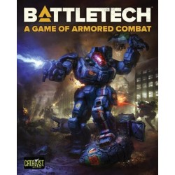 Battletech a Game of Armored Combat Boxed Game