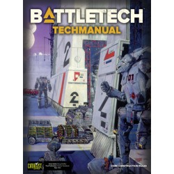 Battletech Techmanual