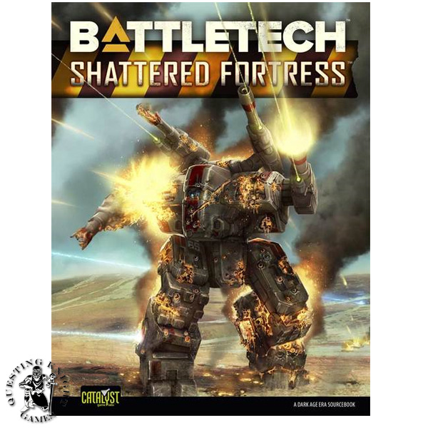 Shattered Fortress: A Battletech Sourcebook