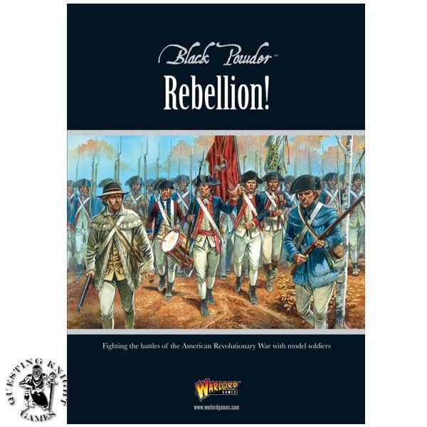 Black Powder Supplement Rebellion!