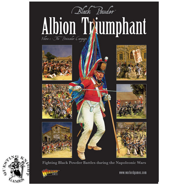 Albion Triumphant Volume 1 - The Peninsular campaign Black Powder Supplement