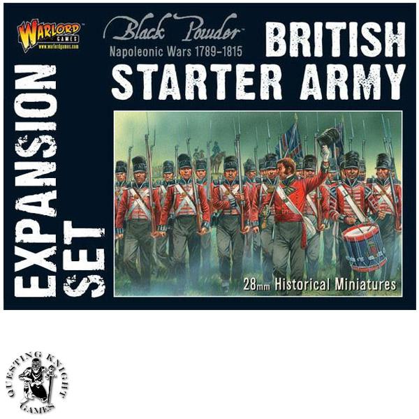 Napoleonic Starter Set British Army Expansion Set