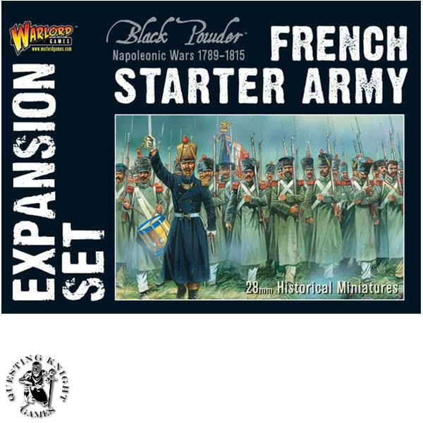 Napoleonic Starter Set French Army Expansion Set