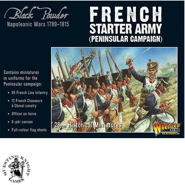 Napoleonic Starter Set Peninsular Campaign French