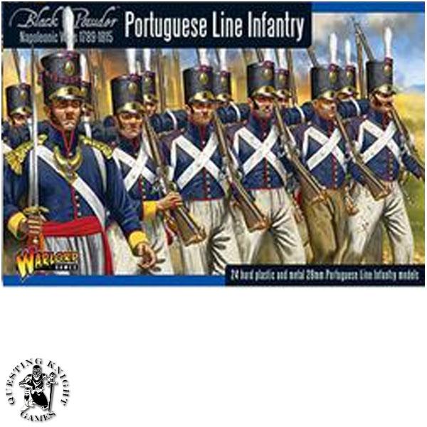 Napoleonic Portuguese Line Infantry Regiment