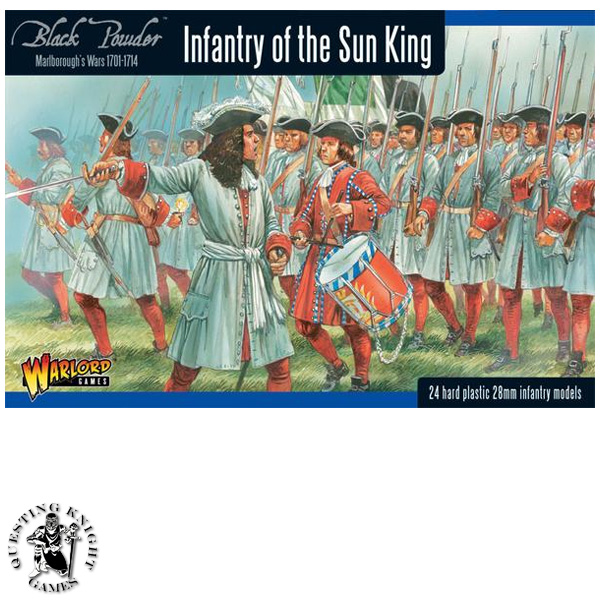 Infantry of the Sun King