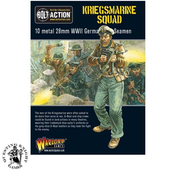 German Kriegsmarine Squad