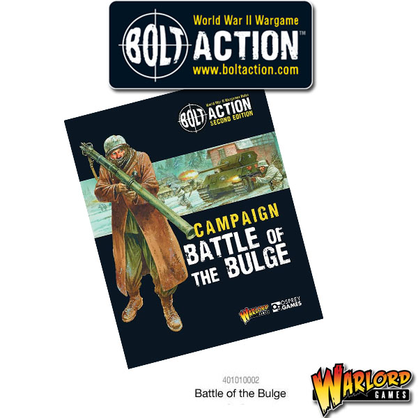 Campaign Book: Battle of the Bulge
