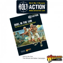 Campaign Book: Duel in the Sun The African and Italian Campaigns