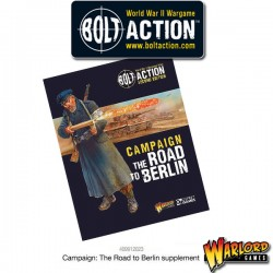 Campaign Book: The Road to Berlin