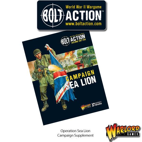 Campaign Book: Operation Sea Lion