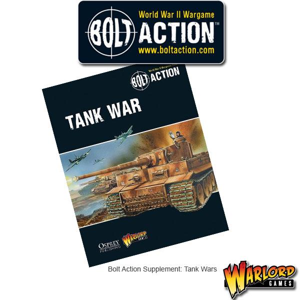 Bolt Action supplement - Tank War