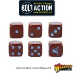 D6 Dice Pack - British Airborne