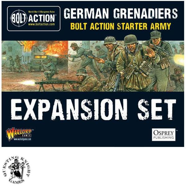 Starter Army: German Grenadiers Expansion Set