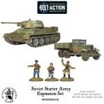 Starter Set: Soviet Army Expansion