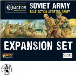Starter Set: Soviet Army Expansion