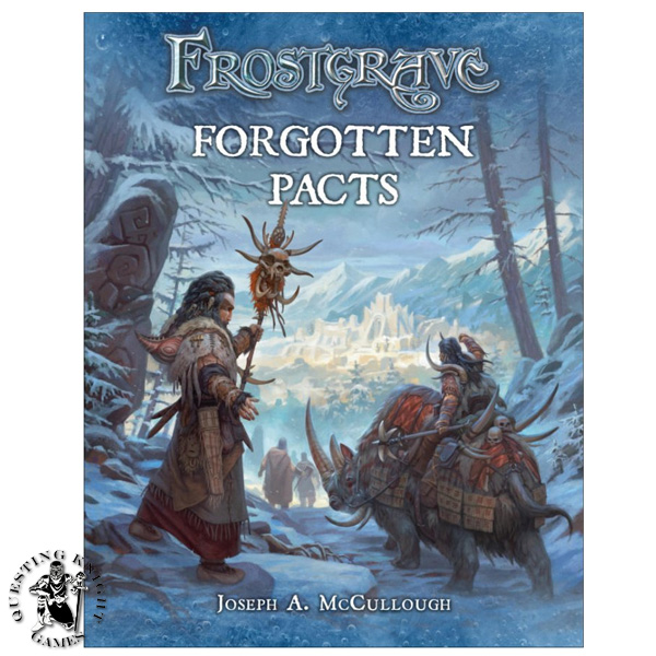 Frostgrave: Forgotten Pacts - Supplement