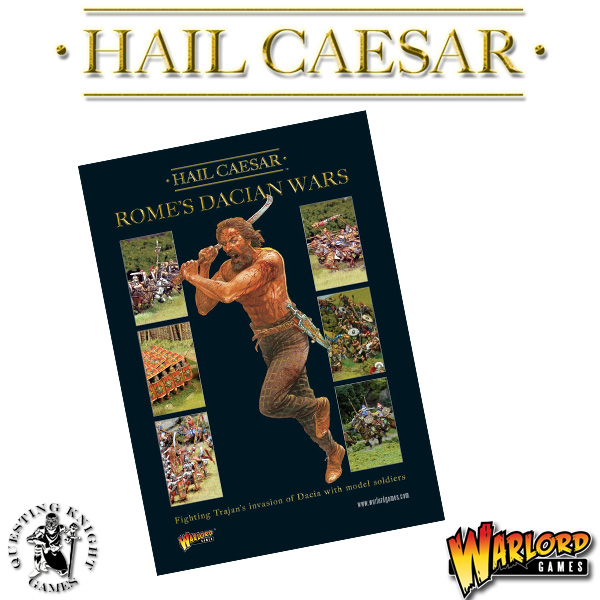 Rome's Dacian Wars - Hail Caesar Supplement