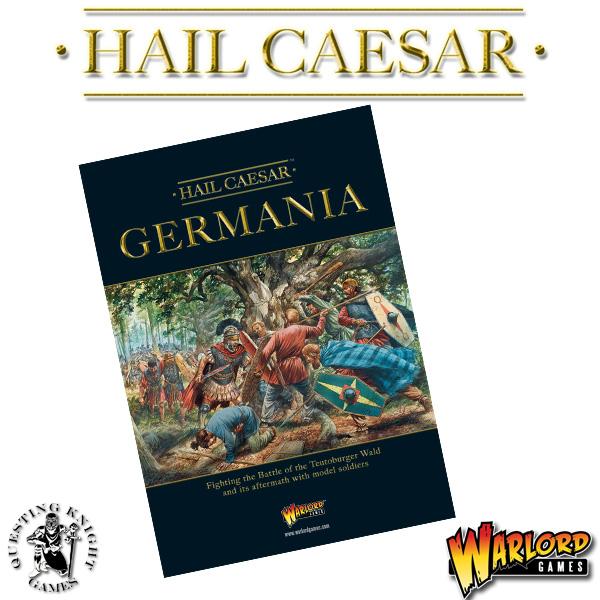 Germania, Hail Caesar supplement