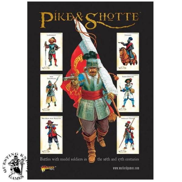 Pike & Shotte Rule Book