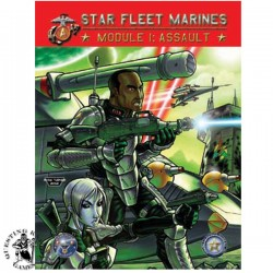 Star Fleet Marines Module 1: Assault