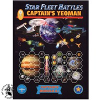 Star Fleet Battles Captain's Module A+: Captain's Yeoman