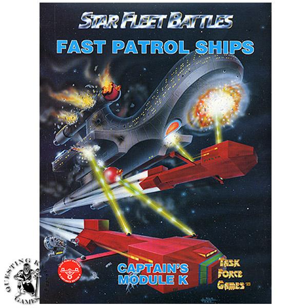 Star Fleet Battles Module K: Fast Patrol Ships