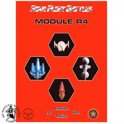 Star Fleet Battles Module R4