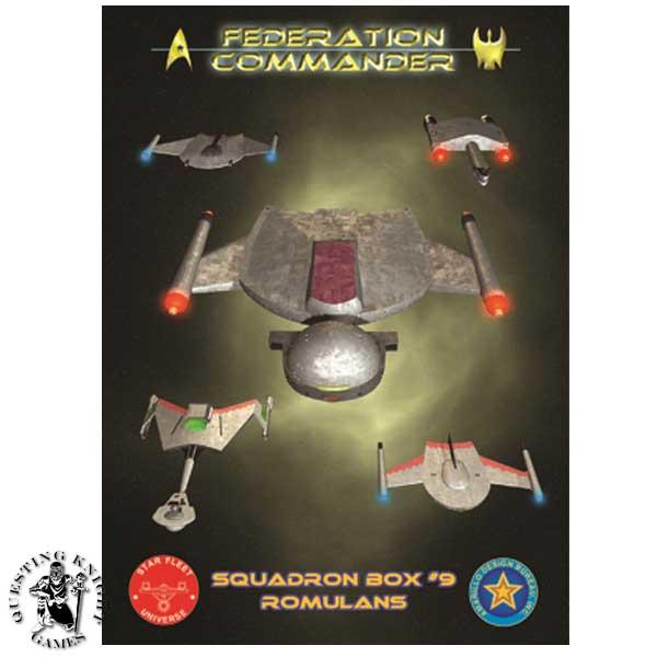Squadron Box #9