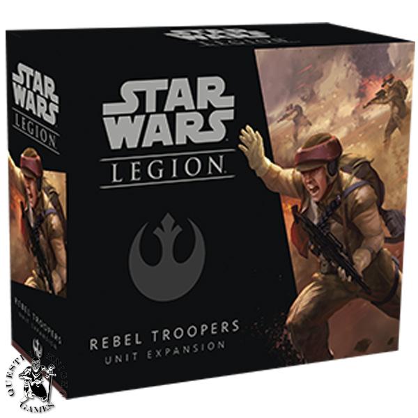 Star Wars: Legion Rebel Troopers Unit Expansion